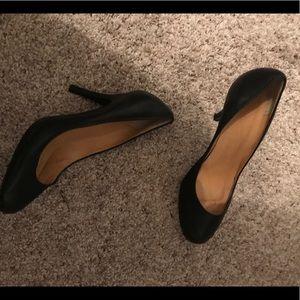 J Crew heels shoes size 7